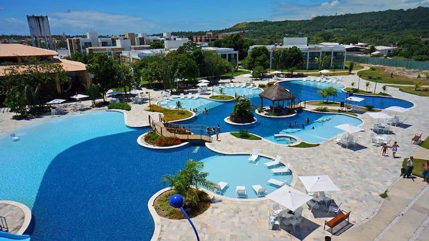 Apartamento no ILOA Resort em Barra de São Miguel