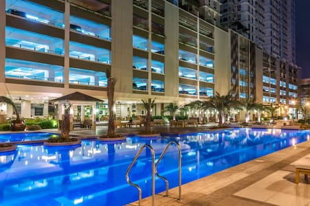 1 Bedroom Condo Resort Inspired Amenities in Pasay - Pasay - Íbúð
