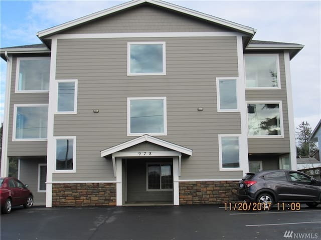 Condo - #8 at Seascapes by the Canal, Ocean Shores