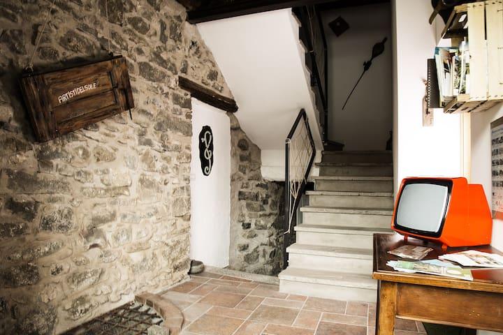 Casa artistidelsole - Paratico - Maison