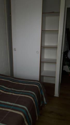 Habitacion para 2 personas