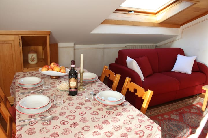 Relax at the Chalet Stelvio - Stella Alpina