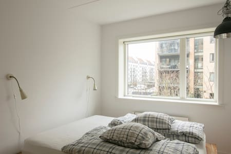 Room in penthouse - close to the city centre