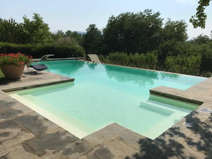 Villa Fontani, relax e charme in Toscana