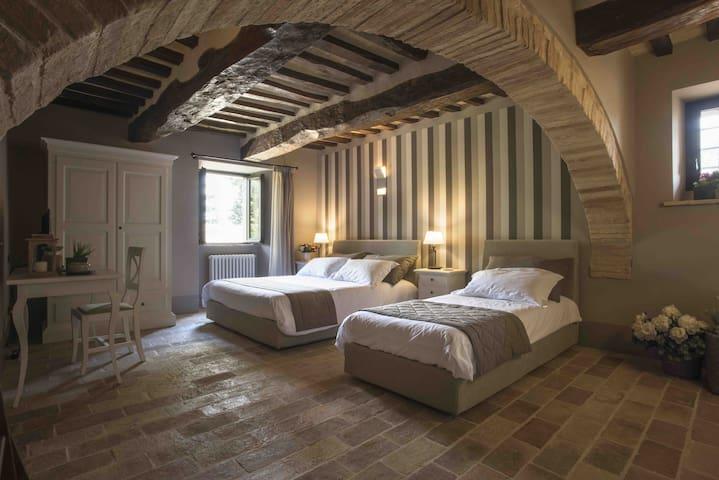Elegante appartamento in una Villa privata - Cesolo - Lejlighed