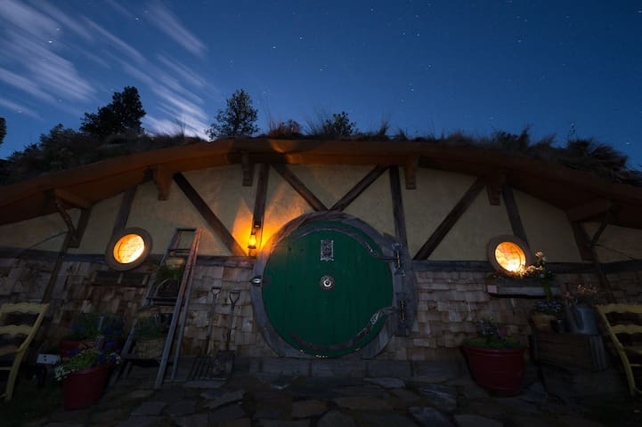 Nestled in for the night