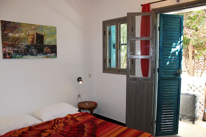 Chambre avec terrasse - Essaouira - Vila