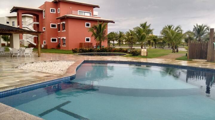 3 quartos no Iberostate, Praia do Forte/BA