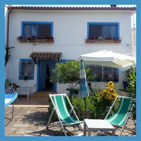 Casa sulla spiaggia - San Vero Milis - บ้าน