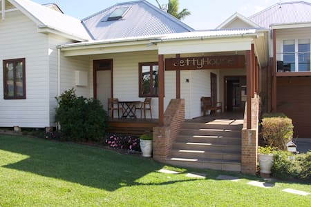 The Jetty House Coffs Harbour