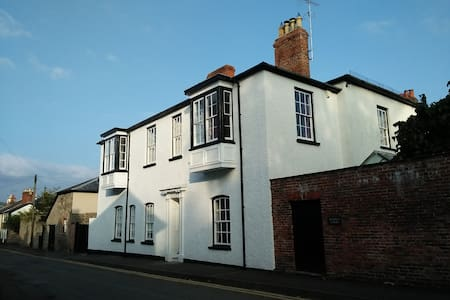 Stylish Grade II listed apartment - Presteigne