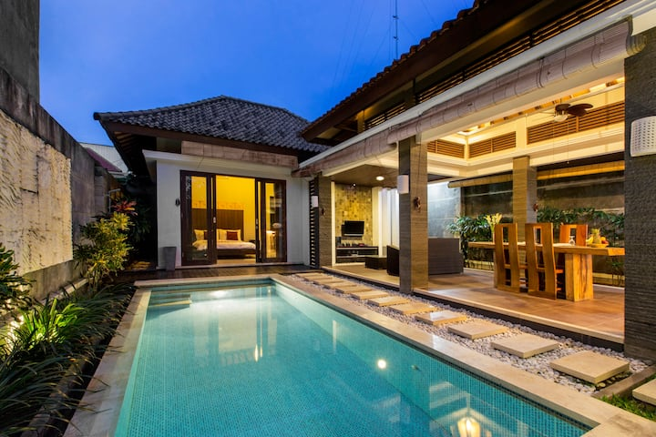 Romantic Villa - 1BR - Seminyak