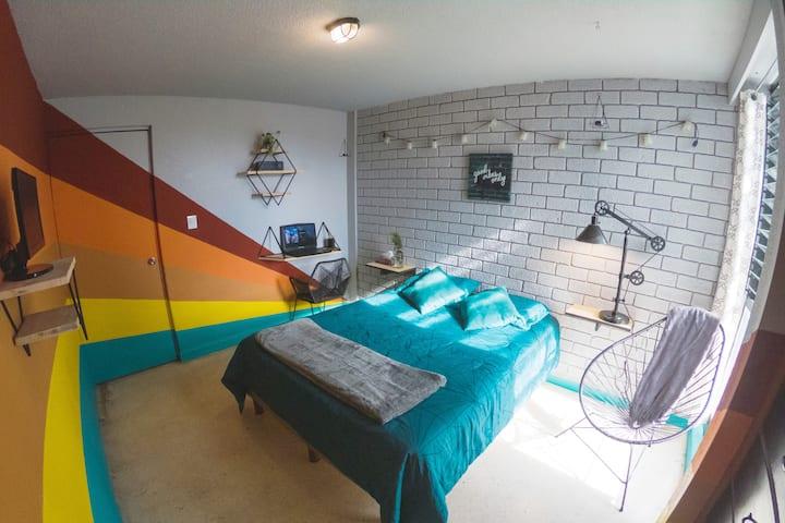 Moderna Habitación en Chapultepec