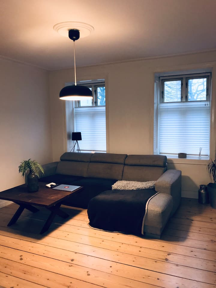 Apartment in the heart of Frederiksberg / CPH.