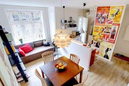 Two-room apartment in Copenhagen - København