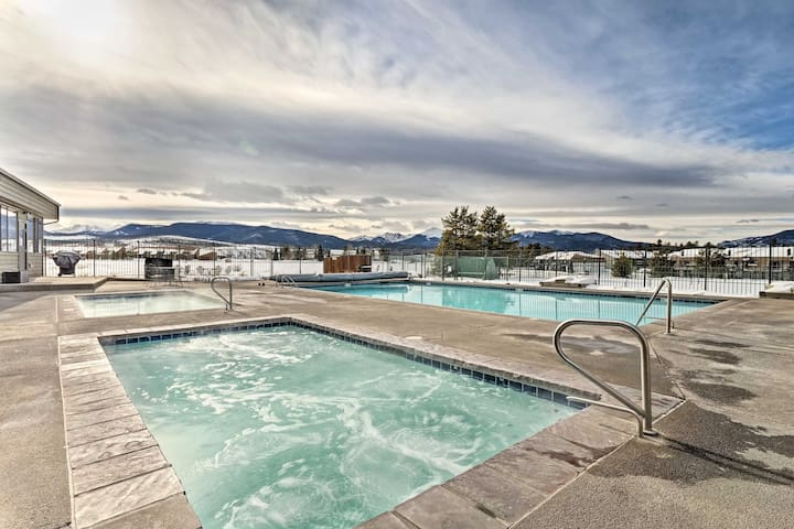 Enjoy access to a community pool, hot tubs, fitness center, and more!