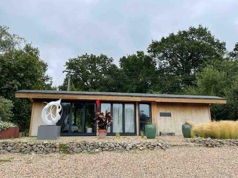 The studio in Hever