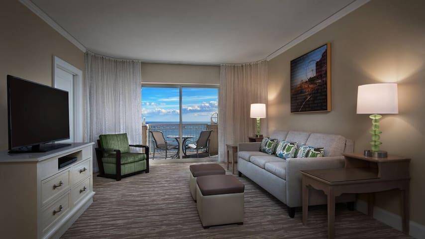 Marriott OceanWatch OCEANFRONT Villa, 2bd max 8