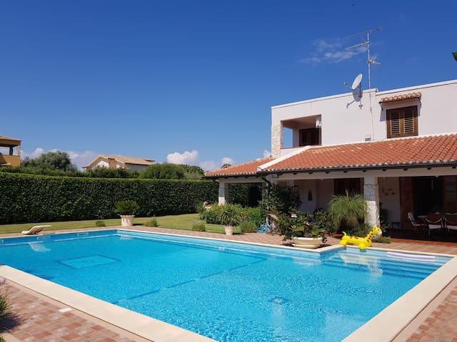 Villa Vetrano - Augusta