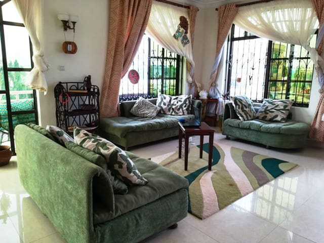 Nice and affordable room in a friendly house