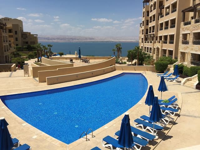 Dead Sea Samarah Resort
