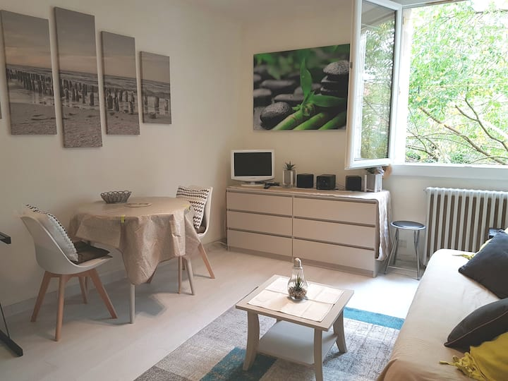 Charmant studio hypercentre Cahors classé 2*