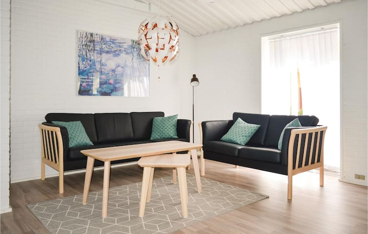 Holiday apartment with 3 bedrooms on 125m² in Skagen