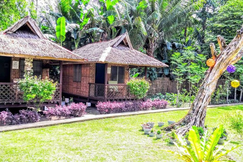 Single detached cottages
