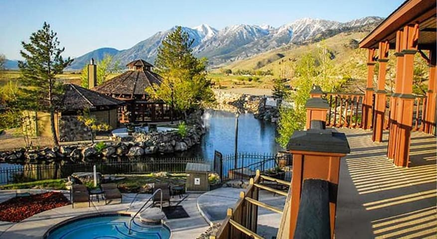 HOTEL David Walleys Hot Springs - Gardnerville - Apartament