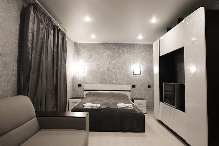 Новая 1-комнатная квартира на Кирова,37