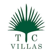TC Villas is de verhuurder.