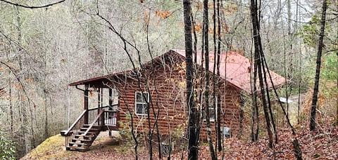 Luna's Creekside Cabin- Murphy NC