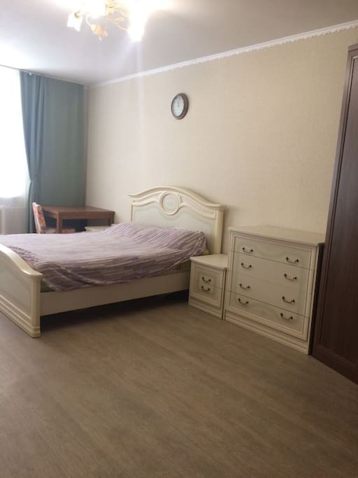 Spacious Double-bed