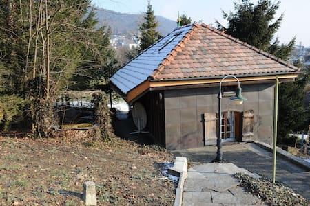 Chalet coquet à Balgach avec grande terrasse