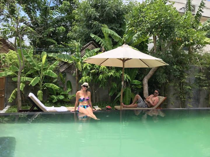 Two Bedroom Private Pool Villa - Villa The Bird