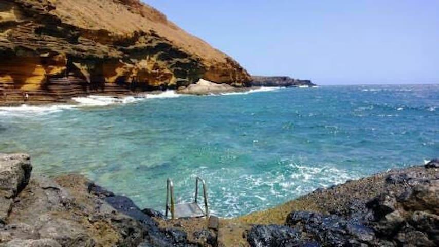 Casa Adosada En Tenerife Sur,costa Del Silencio - Arona - Casa