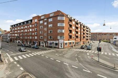 Lækker 3 værelses lejlighed centralt i Aarhus C - Aarhus