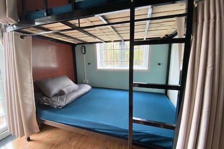 Bed in dormitary