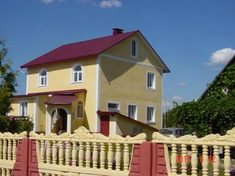 Загородный дом в Микуличах