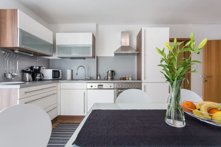 Super cute & fantastic apartm. on edge of the city - Ljubljana - Apartment