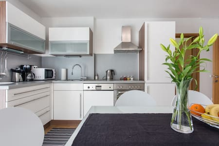 Super cute and super cheap Apartm.edge of the city - Ljubljana - Huoneisto