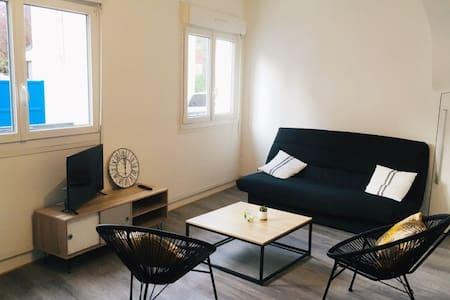 Maison/Studio au MANS - Jardin des plantes