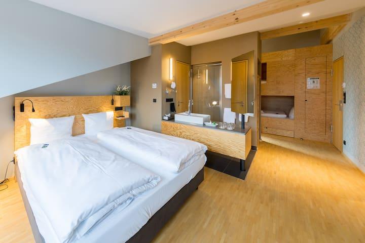 Schlossparkhotel - Komfort Einzelzimmer Hofwirt
