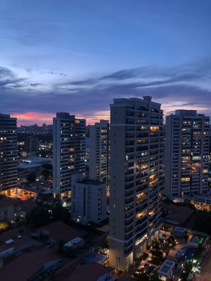 Apartamento inteiro próximo ao Iguatemi, Colosso!