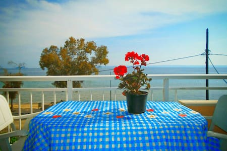 """Balcony to the Sea""Apartment Metamorfosi Sithonia"