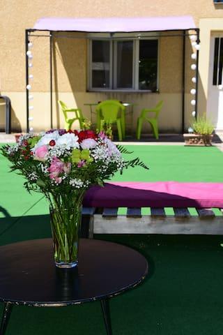 Logement entier au calme - Challes - Apartment