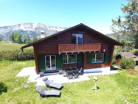 Chalet Aquila - Perfect for holidays and home office