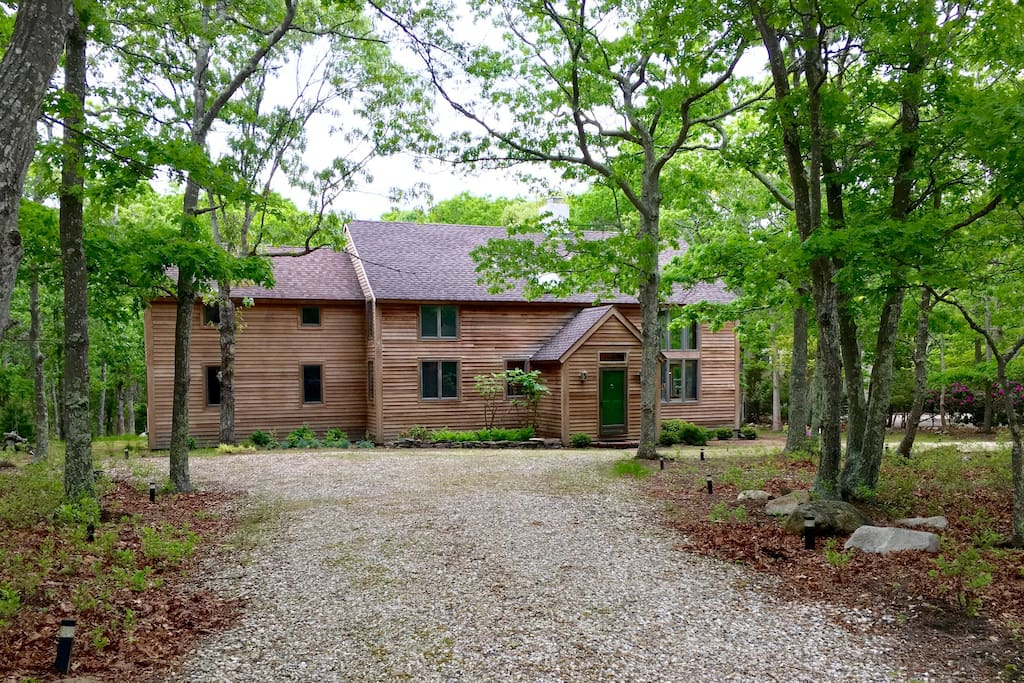Secluded on 3/4 Acre
