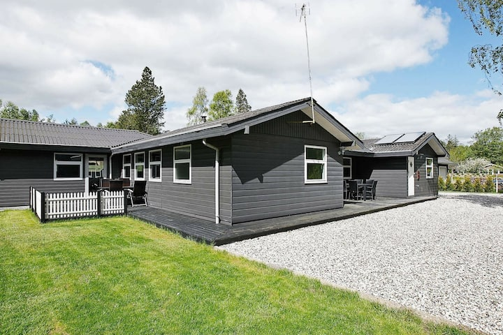 Luxury Holiday Home in Hadsund near Sea