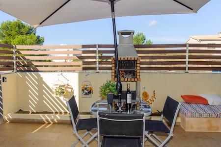 Duplex en zona tranquila - Can Picafort - Adosado